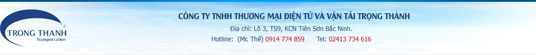 Cho thuê xe tải Bắc Ninh
