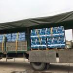 Cho thuê xe tải chuyên chở hàng Pallet