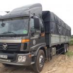 Cho thuê xe tải 3 chân 14 tấn